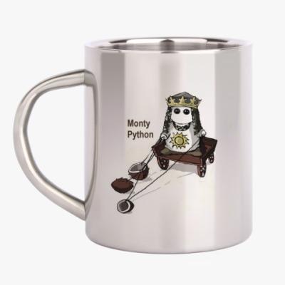 Кружка металлическая Monty Python