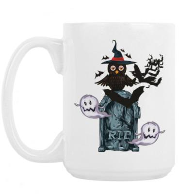 Кружка Хэллоуин 31 октября