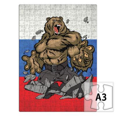 Пазл Русский Медведь