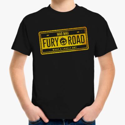 Детская футболка Fury Road