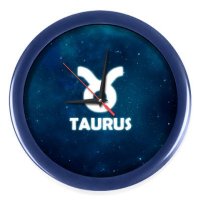 Настенные часы Знак зодиака. Телец