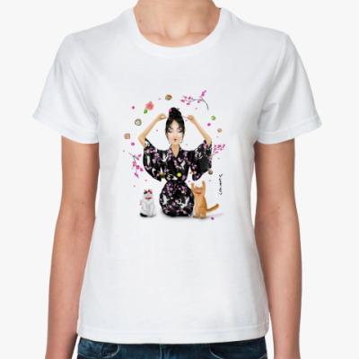 Классическая футболка Yaponomaniya