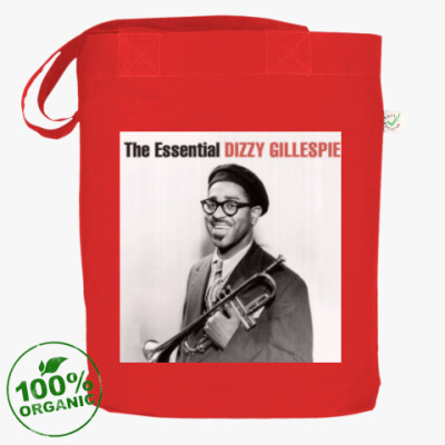 Сумка Jazz Dizzy Gillespie