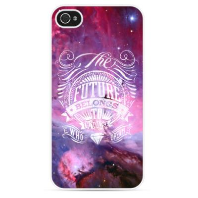 Чехол для iPhone Мечтай!