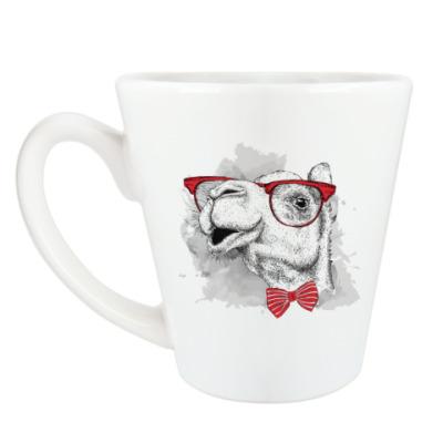 Чашка Латте Верблюд