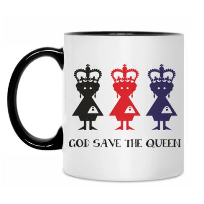 Кружка Королева Елизавета II