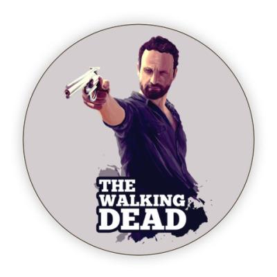 Костер (подставка под кружку) The Walking Dead