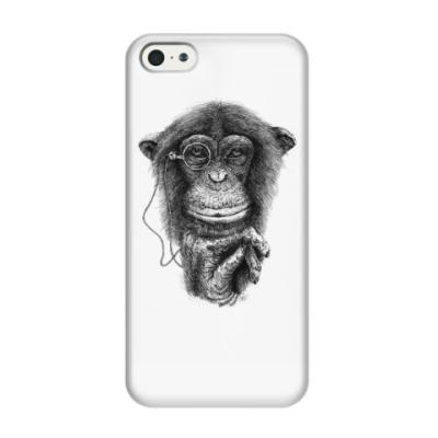 Чехол для iPhone 5/5s Monkey