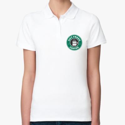 Женская рубашка поло HOT FRESH [NCIS]