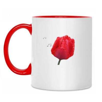 Кружка Тюльпан