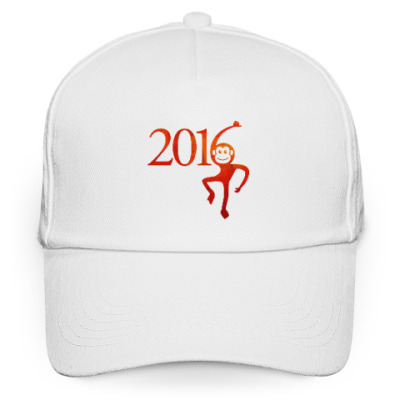 Кепка бейсболка Год Огненной Обезьяны 2016