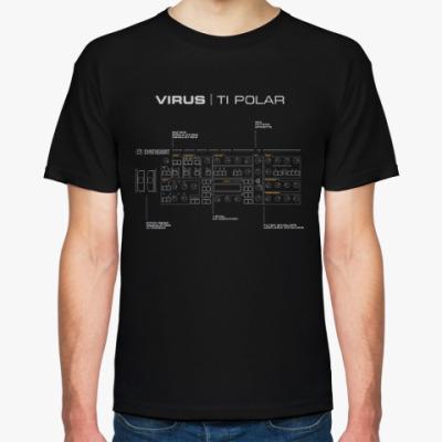 Футболка Virus TI Polar Panel