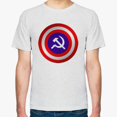 Футболка Капитан СССР