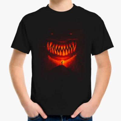 Детская футболка Монстр