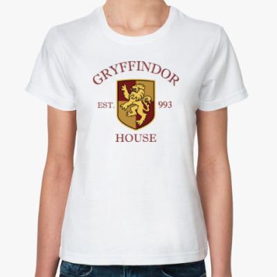Классическая футболка Gryffindor