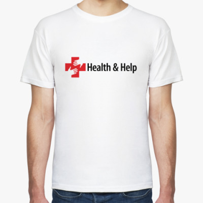 Футболка Health&Help