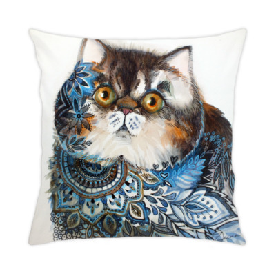 Подушка персидский красавец