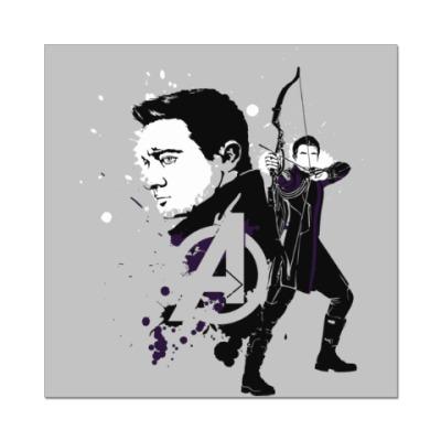 Наклейка (стикер) The Avengers - Hawkeye