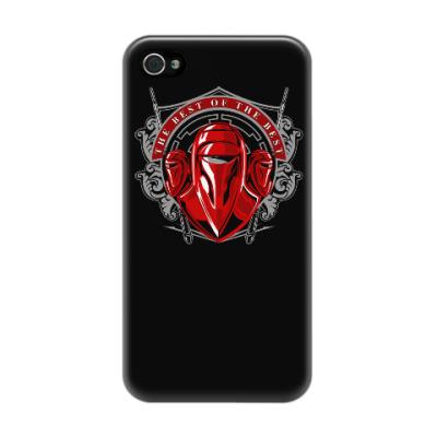 Чехол для iPhone 4/4s Гвардия Императора