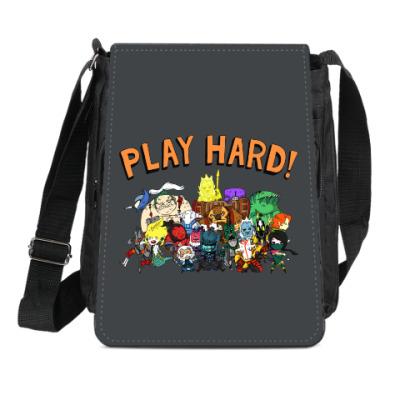 Сумка-планшет Play Hard!