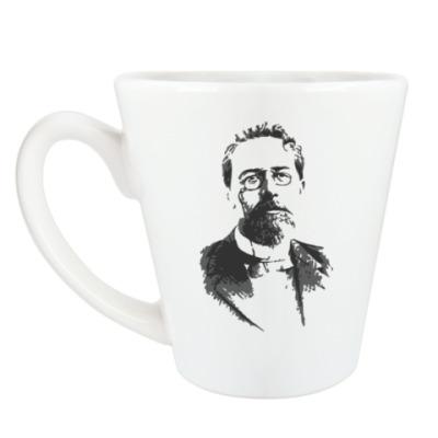 Чашка Латте Я люблю русский язык!