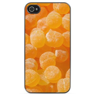 Чехол для iPhone Мармеладные персики