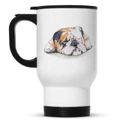 Кружка-термос Dog