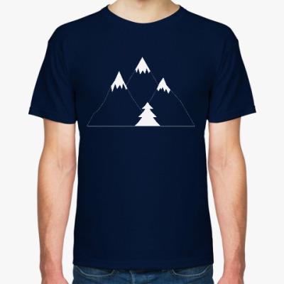 Футболка Mountains Design