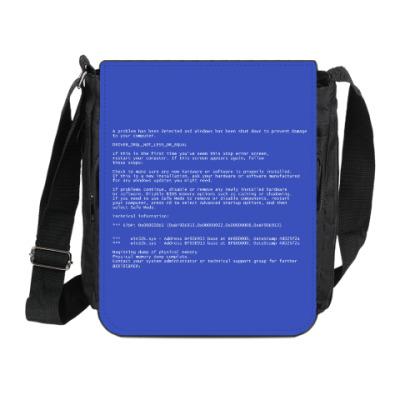 Сумка на плечо (мини-планшет) BSoD