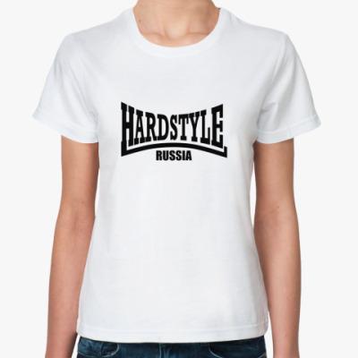 Классическая футболка Hardstyle