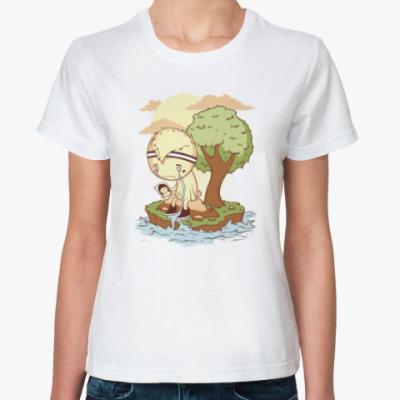 Классическая футболка Расставание