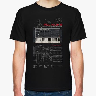 Футболка Polivoks Black X 2