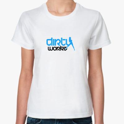 Классическая футболка Dirty Workz