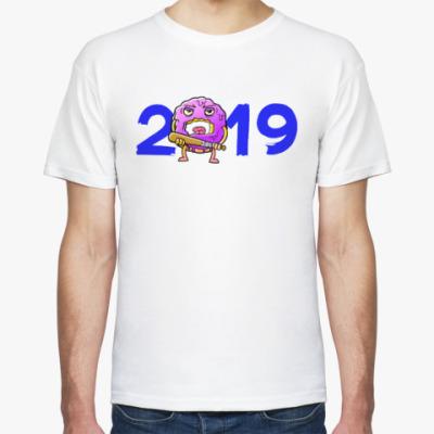 Футболка Новый Год 2019