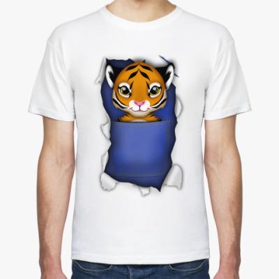 Футболка 'Тигр'