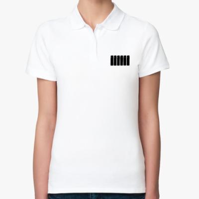 Женская рубашка поло Кольт