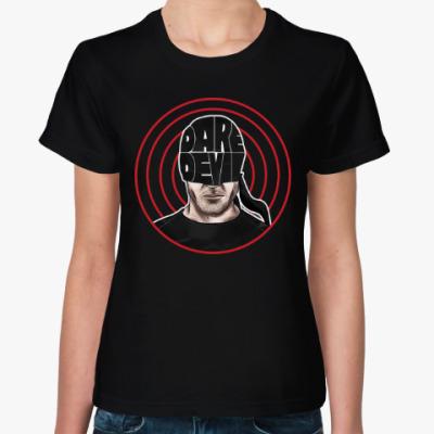 Женская футболка Daredevil / Сорвиголова