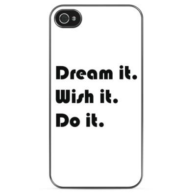 Чехол для iPhone Do it.