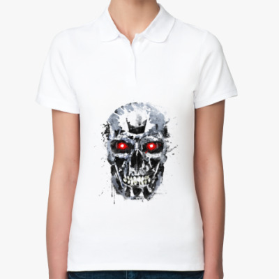 Женская рубашка поло Terminator