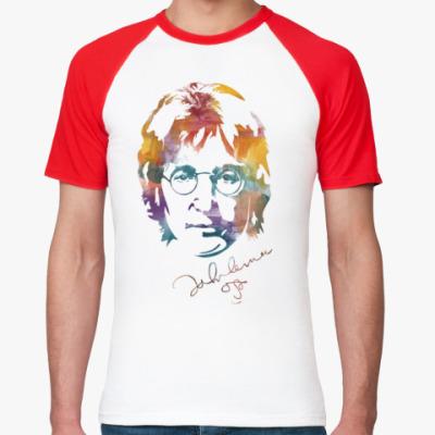 Футболка реглан The Beatles - John Lennon