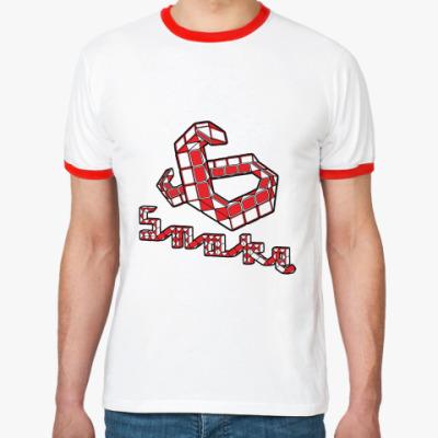 Футболка Ringer-T Snake