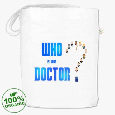 Сумка Кто твой Доктор?
