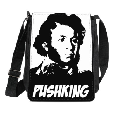 Сумка-планшет Пушкин