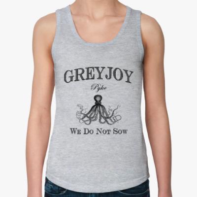 Женская майка Greyjoy