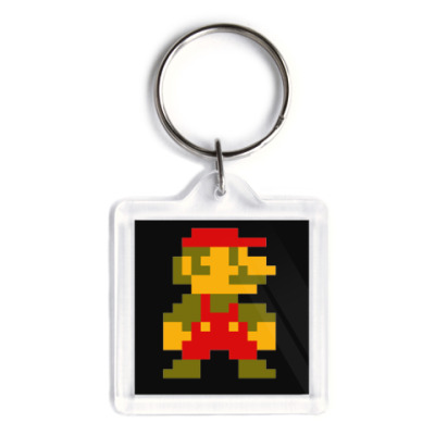 Брелок   Mario