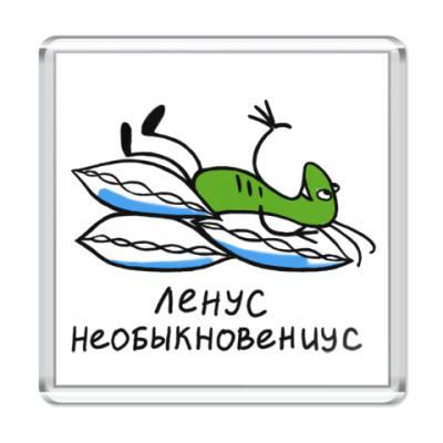 Магнит Ленус Необыкновениус