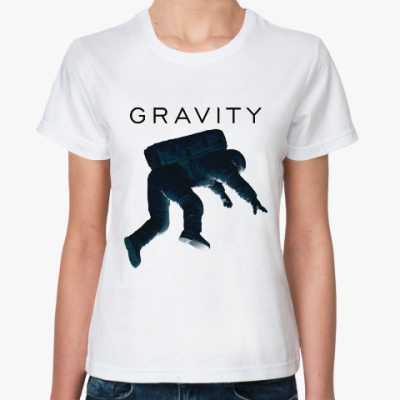 Классическая футболка Gravity