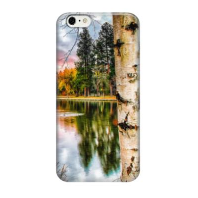 Чехол для iPhone 6/6s Пейзаж, Россия