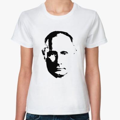 Классическая футболка PUTIN