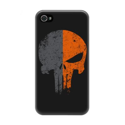 Чехол для iPhone 4/4s Punisher
